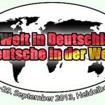 Logo 65. DGT in Heidelberg