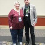 Cindy Howells (CindysList) und Dirk Weissleder