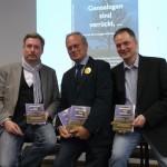 Vorstellung des Buches mit Dirk Weissleder, Rolf Masemann und Roman Rose