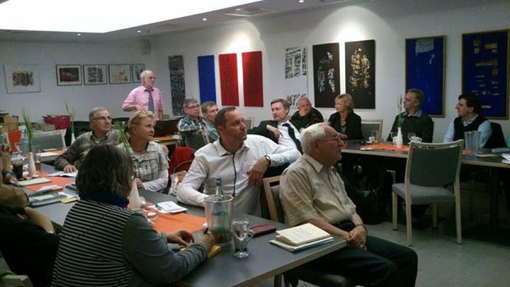 Jahreshauptversammlung der AGT am 17.05.2014 in Weimar