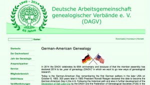 German-American Genealogy
