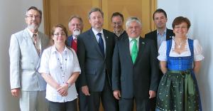 Der aktuelle DAGV-Vorstand