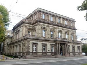 Das Ständehaus in Kassel: Tagungsort des 66. Deutschen Genealogentages (Foto: Christian Kirchner)