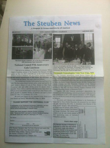 The Steuben News