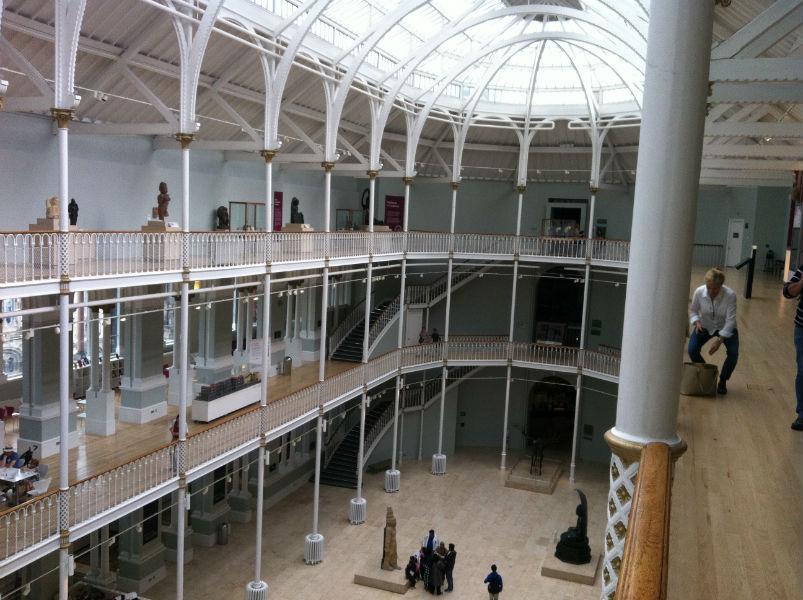 museum ishøj bums i skeden
